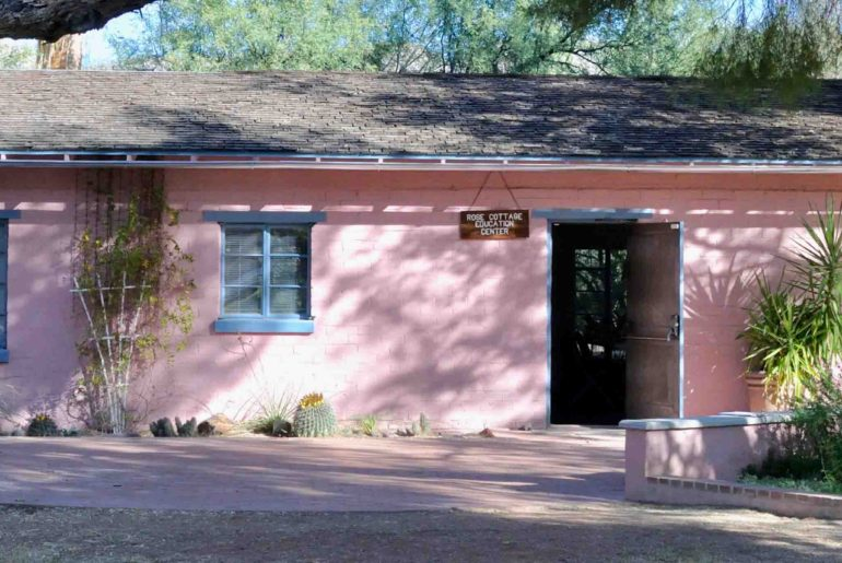 Historic Buildings at Agua Caliente
